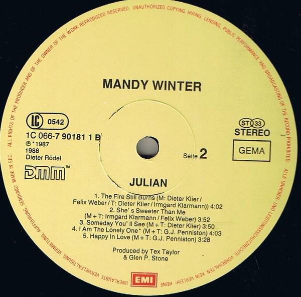 Mandy Winter