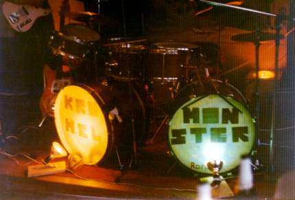 Ronny's Drums