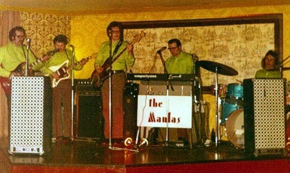 The Mantas - US Club Band