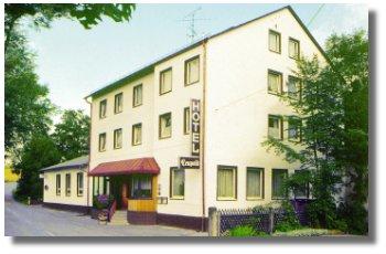 Stegenwaldhaus, Hotel Leupold heute