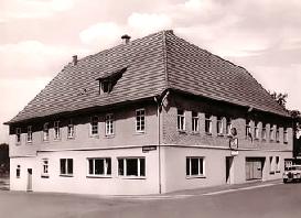 Ketschendorfer Hof - später die Silberspindel