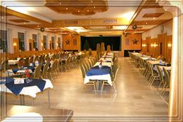 Der Saal in Großenfalz