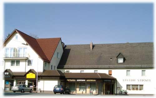 Saalbau Hedlich, Forsthof