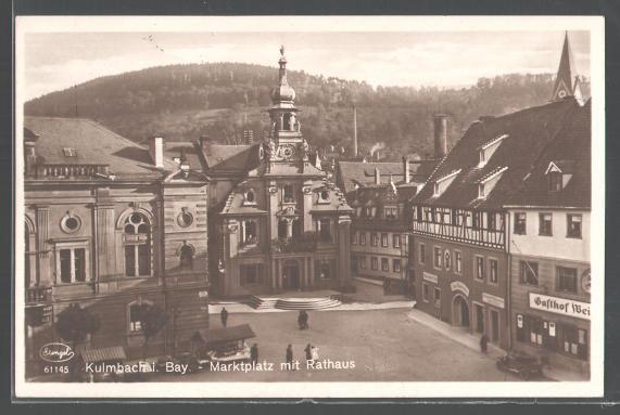 Vereinshaus               Kulmbach