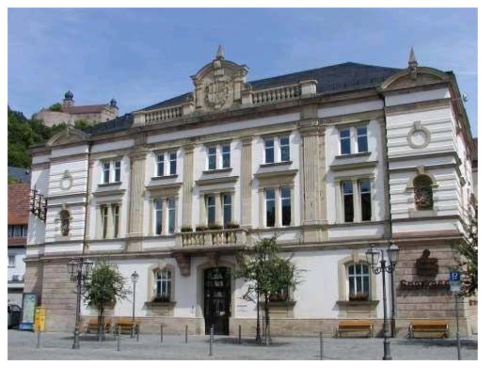 Vereinshaus Kulmbach renoviert